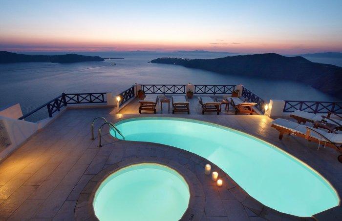 Santorini's architecture 01