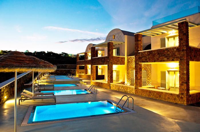 Santorini's architecture 02