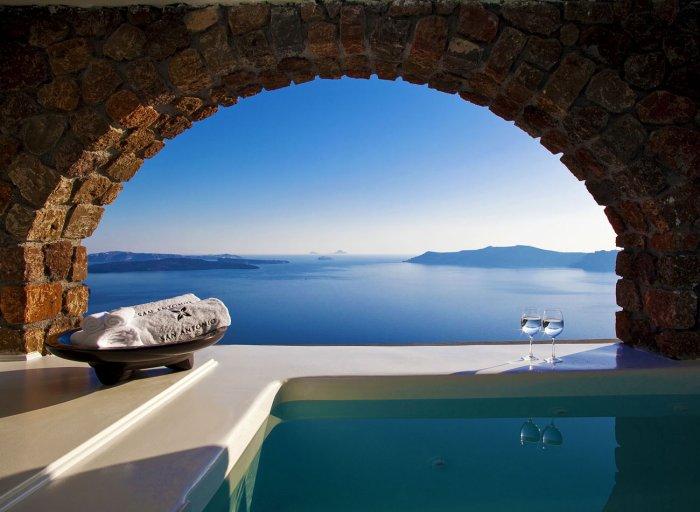Santorini's architecture 03