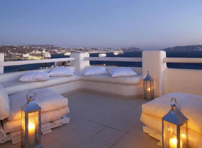 Santorini's architecture 14