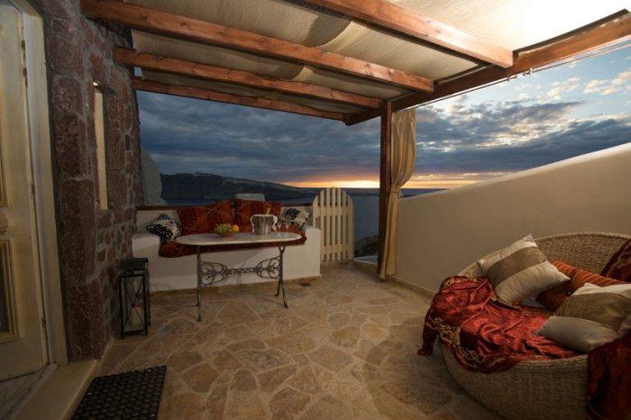 Santorini's architecture 16
