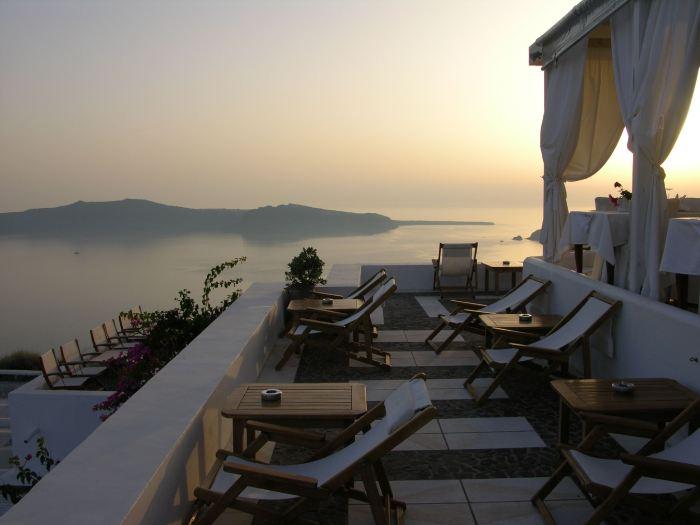 Santorini's architecture 20
