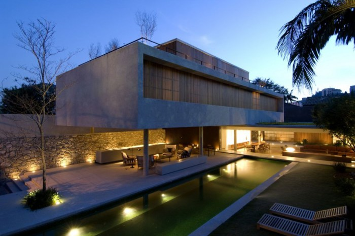 House 6 by Marcio Kogan 01
