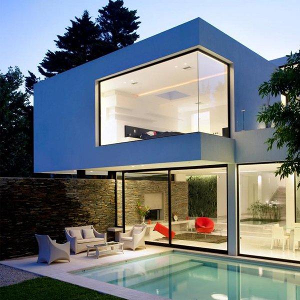 Back Carrara House 01