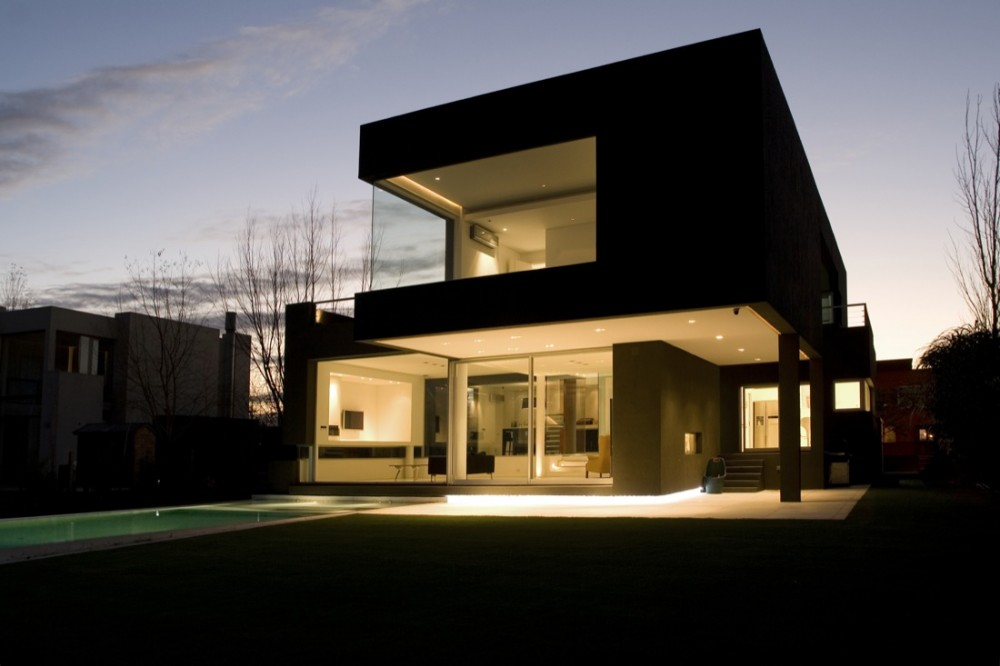 Black House by Andres Remy Arquitecto 16