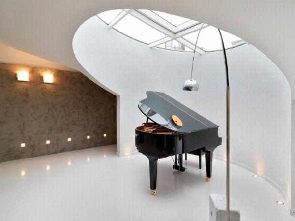 Luxury Interior Architecture Old Attic House By Studio Damilano 01