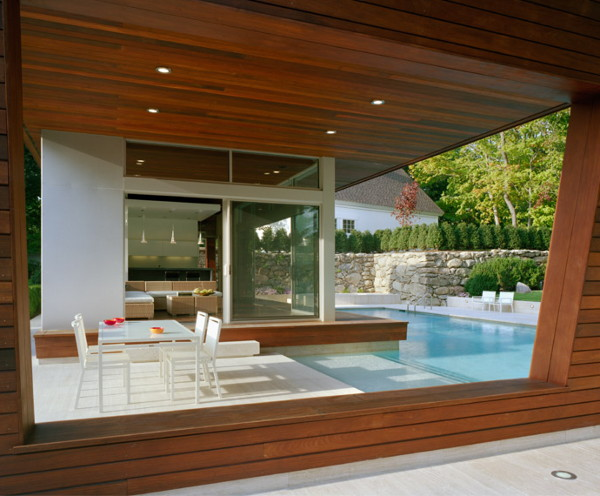 Wilton Pool House By Hariri Hariri Architecture 04