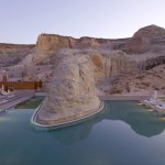 Amangiri Luxury Resort Hotel in Canyon Point, Utah 02