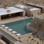 Amangiri Luxury Resort Hotel in Canyon Point, Utah 03
