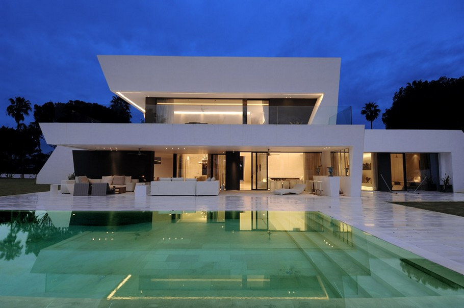 Luxury Property In Cadiz, Spain By A Cero Architects 01