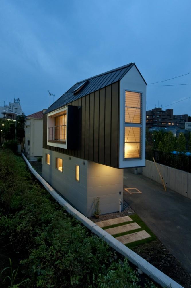 Mizuishi Architects Atelier in Japan 01