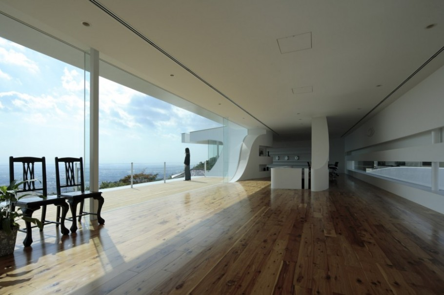 House In Japan By Eastern Design Office Previous Next