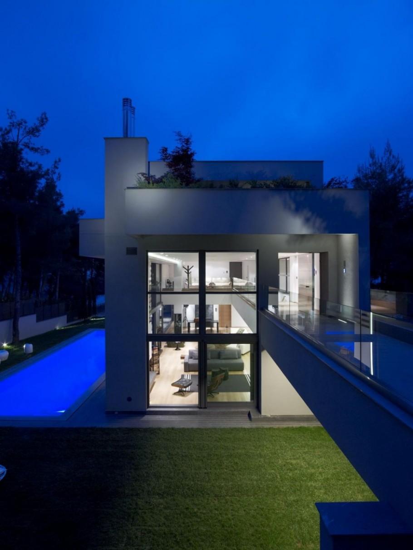 Luxury Property in Greece by Nikos Koukourakis 01