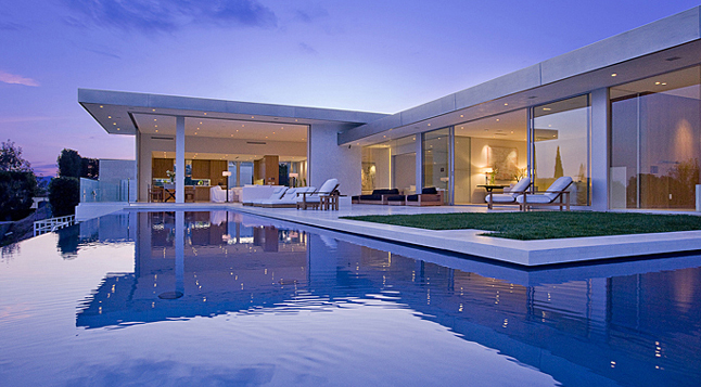 Tanager residence in Los Angeles by MC CLEAN DESIGN 01