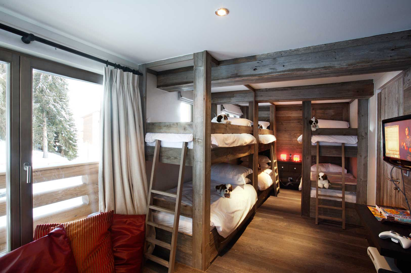Chalet Homes The Lodge Verbier The Luxury Chalet 09 Myhouseidea