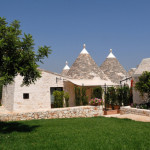 Imagines to live in a Trullo 14