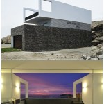 Beach Home Design in Lima, Peru by Javier Artadi.