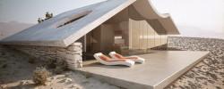 Desert Villa by Studio Aiko.
