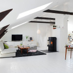 Renovated Duplex Attic Apartment 03