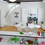 Renovated Duplex Attic Apartment 07