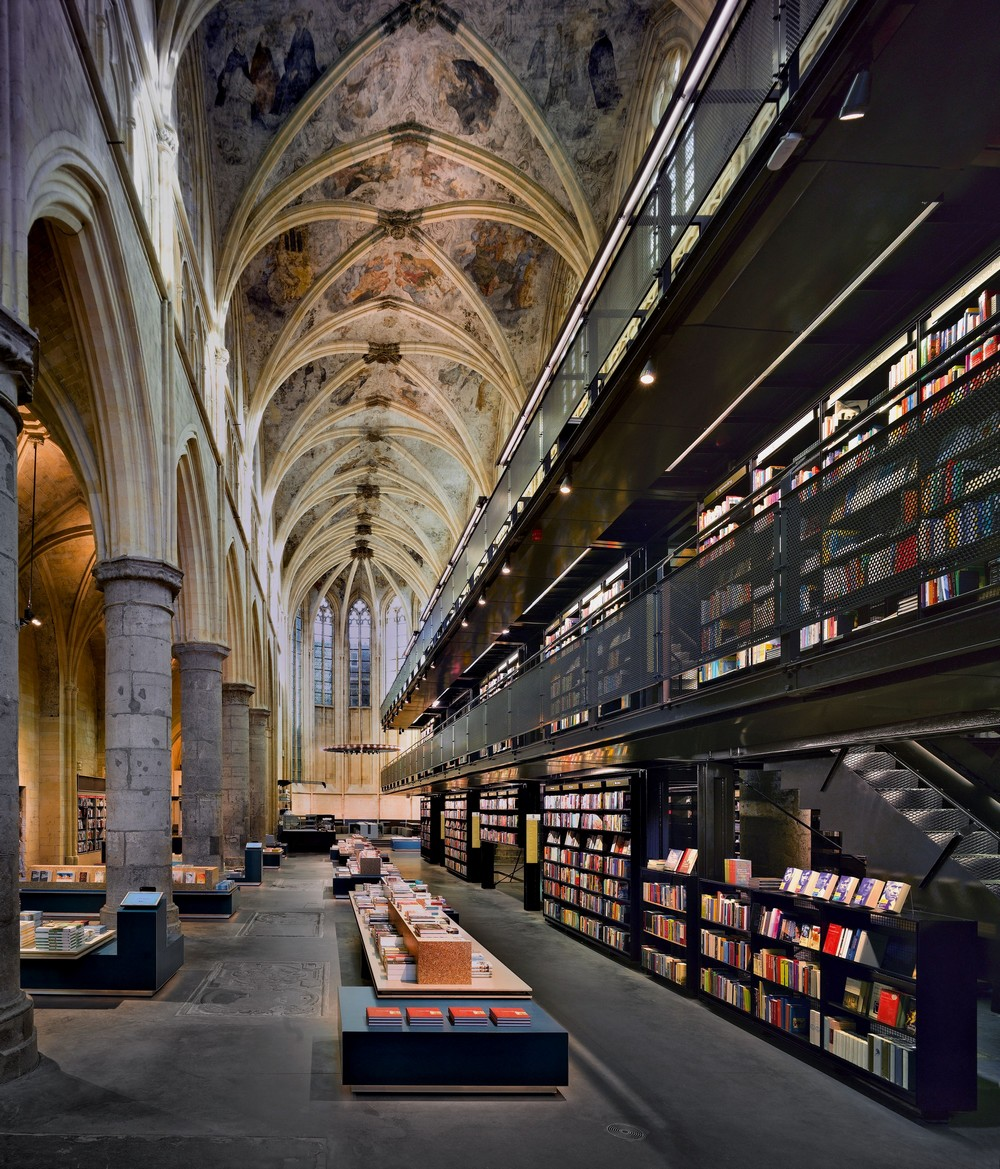 Selexyz Dominicanen Bookstore, Maastricht