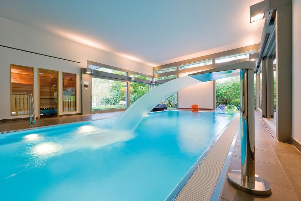 Indoor pool einfamilienhaus  huf-haus-16 - MyHouseIdea