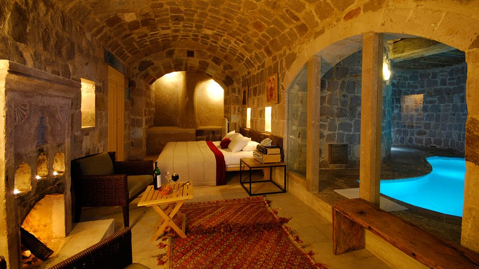 Argos hotel, Cappadocia, Suite- With Indoor Private Pool