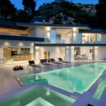 The Doheny Residence in Hollywood Hills.