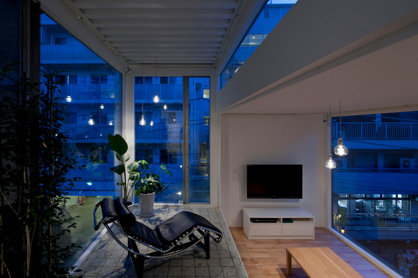 43 base house by Miurashin architect + associates 01