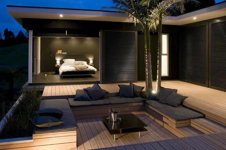 Bedroom With Outdoor Sitting Area Myhouseidea