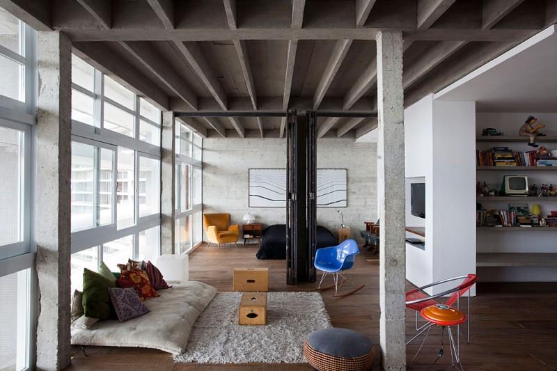 Copan Apartment by Felipe Hess and Renata Pedrosa. 01