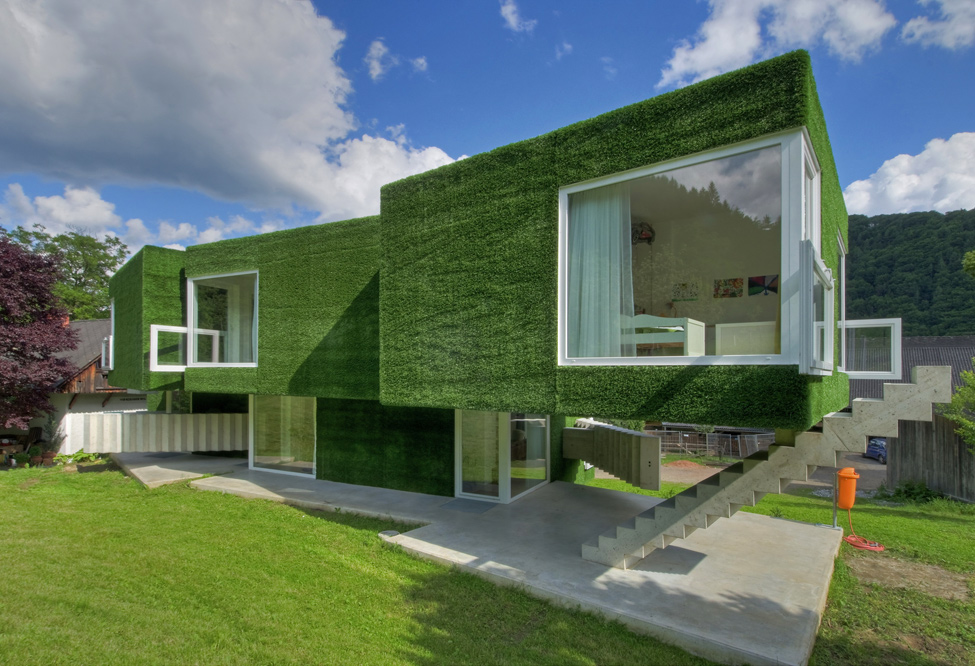 Green project  house in Austria1