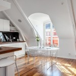 Swedish loft apartment in the Roeda Bergen 03
