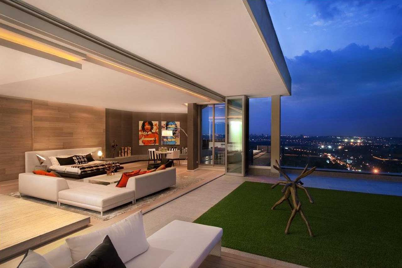Indoor Outdoor Living With View Myhouseidea