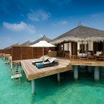 Kuramathi Island Resort in Rasdhoo Atoll, Maldives.