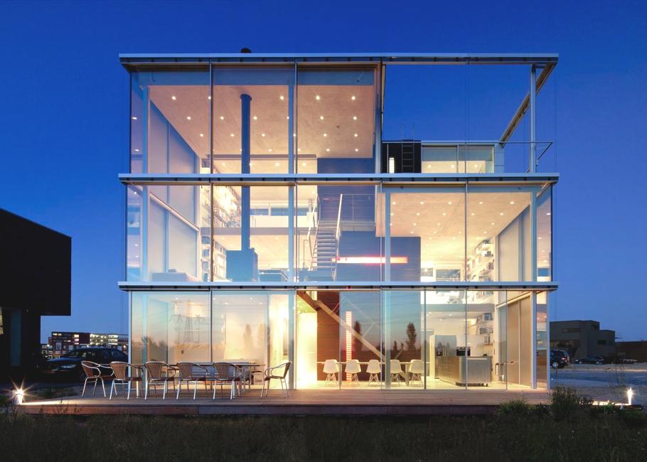 Rieteiland House, Netherlands 02
