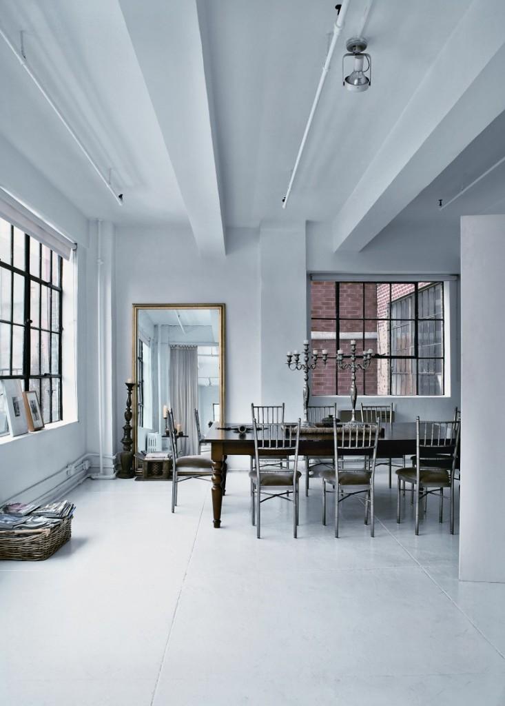 Amsale Aberra's Loft in New York By Vicente Wolf 06