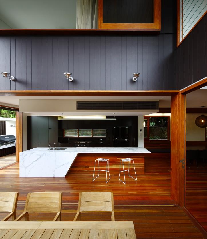 Browne Street House By Shaun Lockyer Architects.