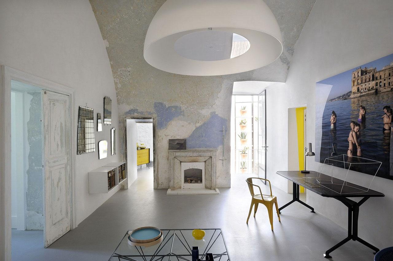 Minimalist Capri Suite Resort Hotel In Anacapri, ITALY 01