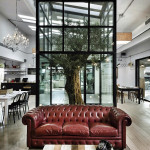 Kook Restaurant & Pizzeria Design in Rome 02