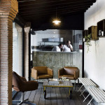 Kook Restaurant & Pizzeria Design in Rome 14