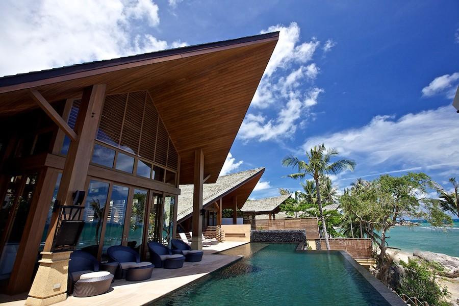 Rental Villa Baan Hinta Koh, Samui, Thailandia 01