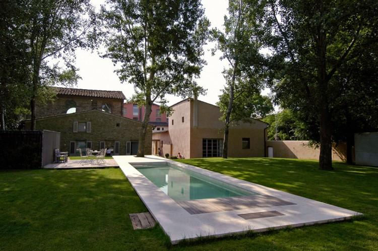 Riva Loft Florence by Claudio Nardi Architects 01
