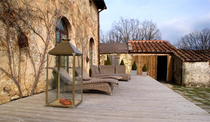 S.Lucia Countryhouse By B-ARCH 02
