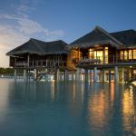 The Luxury Diva Holiday Resort, Maldives.