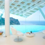 Villa With Sea Views In Cala Marmacen.
