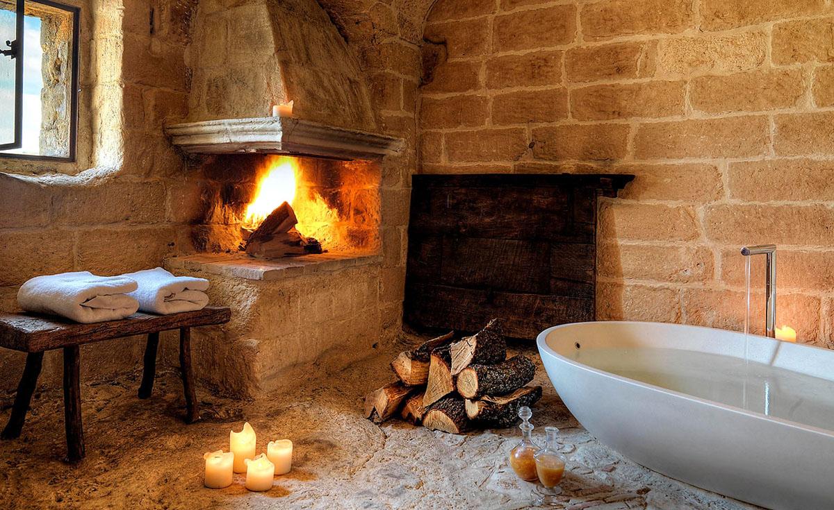 Cave Hotel Sextantio Le Grotte Della Civita 09