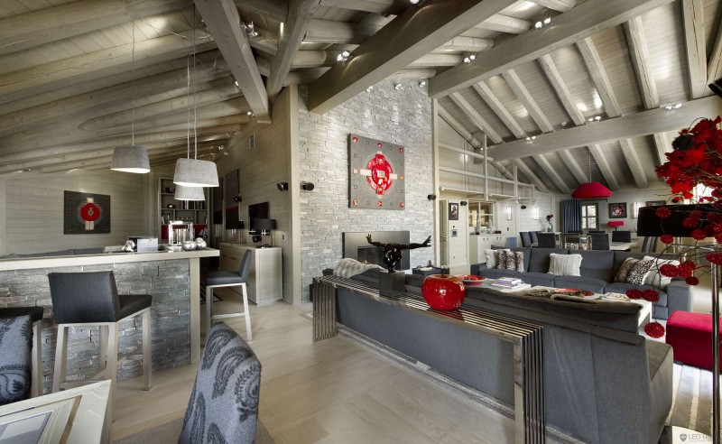 Chalet K2 in Courchevel 02
