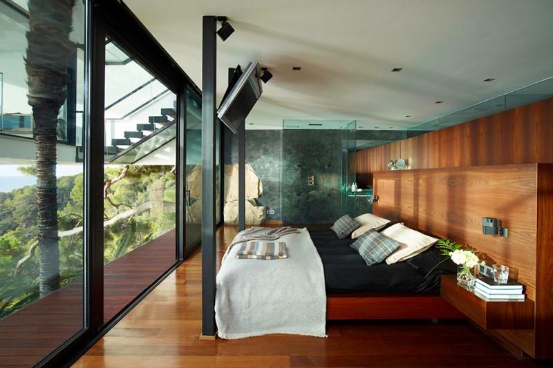 Coastal House In Costa Brava Spain 04 Myhouseidea