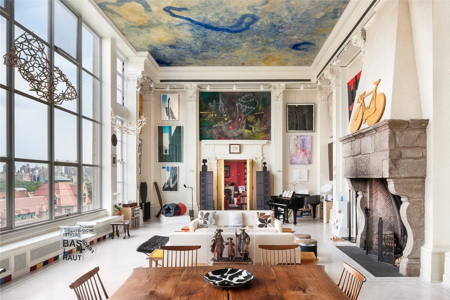 Upper West Loft Appartment For Sale In New York. 01